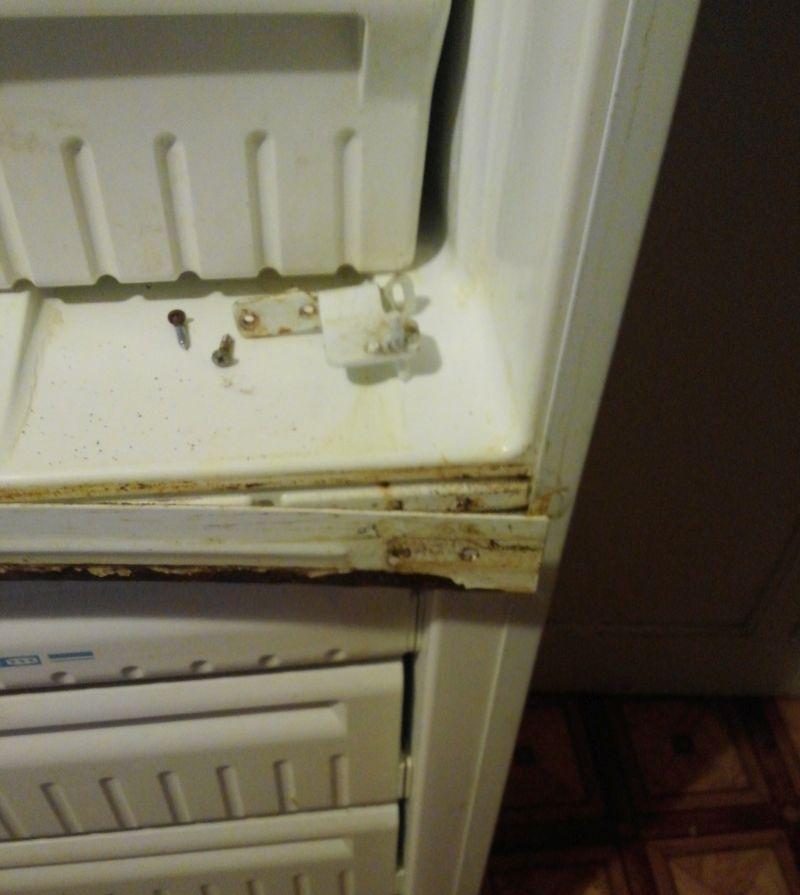 Замена своими руками уплотнителя холодильника стинол 59