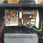 плата управления термоэлектрического холодильника